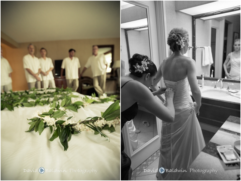 Waikoloa hilton wedding
